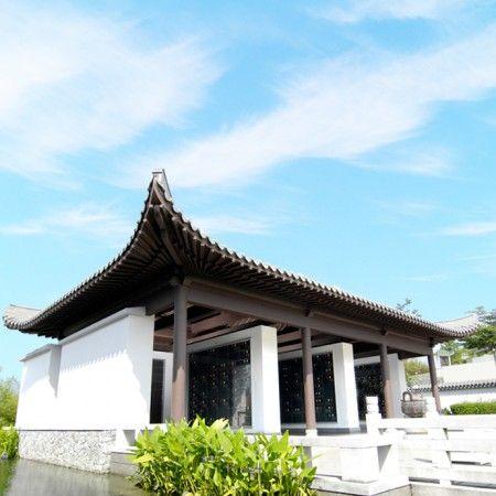 汝来陵园(纪念园)- 中华水乡