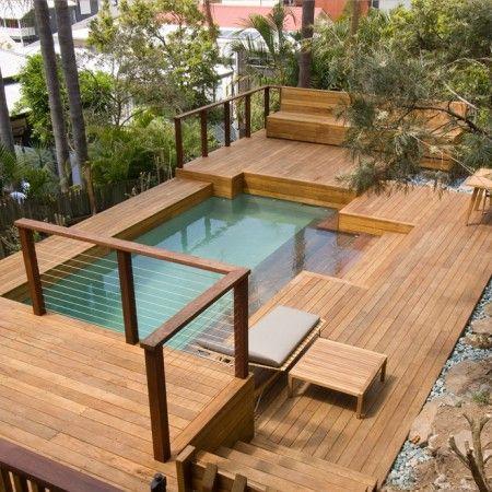 帕丁顿泳池景观