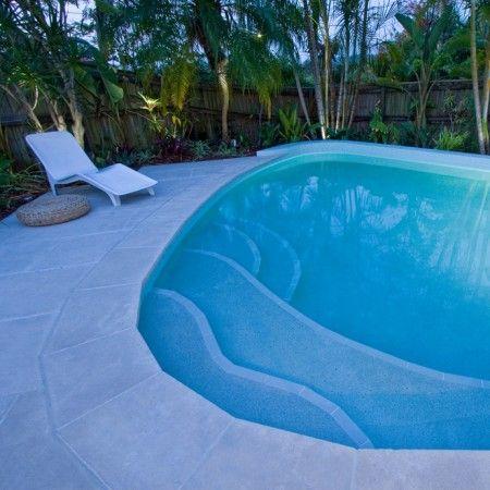 盖普泳池景观