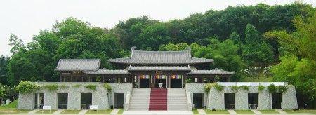 汝来陵园(纪念园)- 孝恩寺