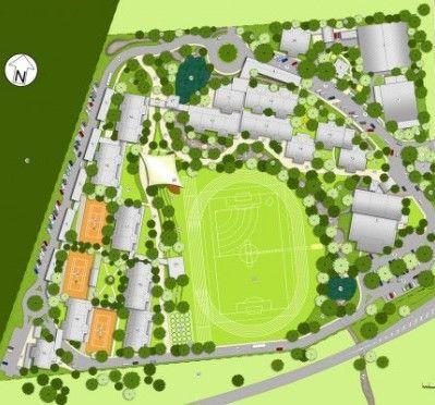 库伦海滩基督学院总规划