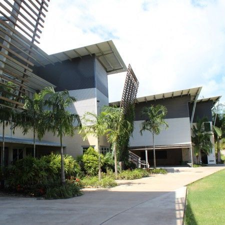 COOLUM BEACH CHRISTIAN COLLEGE – LIBRARY + MULTIPURPOSE HALL